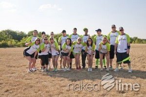 Naked Lime softball team picture