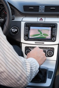 car infotainment technology